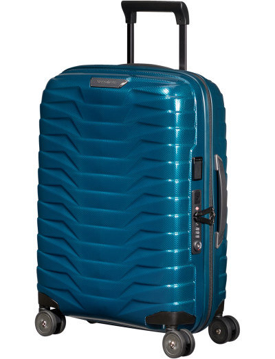 Proxis Spinner (4 wheels) 55cm Petrol Blue -