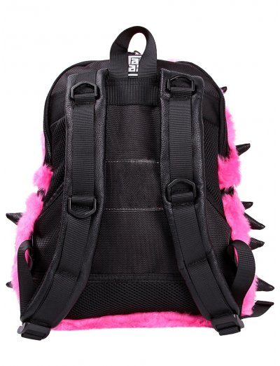 AmericanKids Backpack Rex Half Moppets Fur-Real Pink - Product Comparison