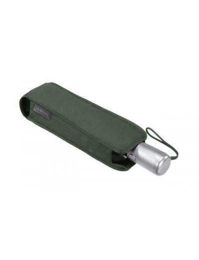 Plu Essential 3 Sect. Auto O/C Green - Ladies umbrella