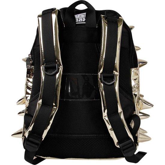 AmericanKids Backpack Metallic Extreme Half 24 Karat - Kid's school backpacks up 4 grade