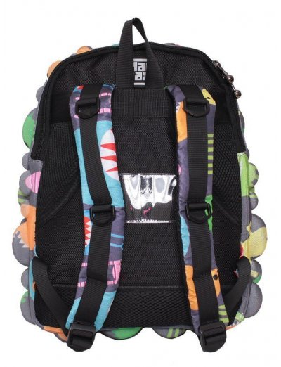 AmericanKids Backpack Bubble Half On Grrray - Product Comparison