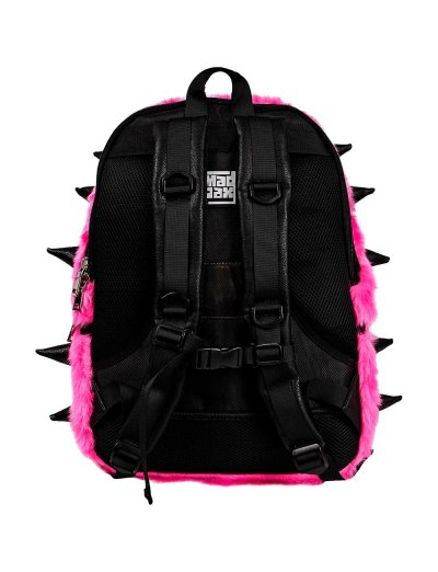 AmericanKids Backpack Rex Full Moppets Fur-Real Pink - Product Comparison