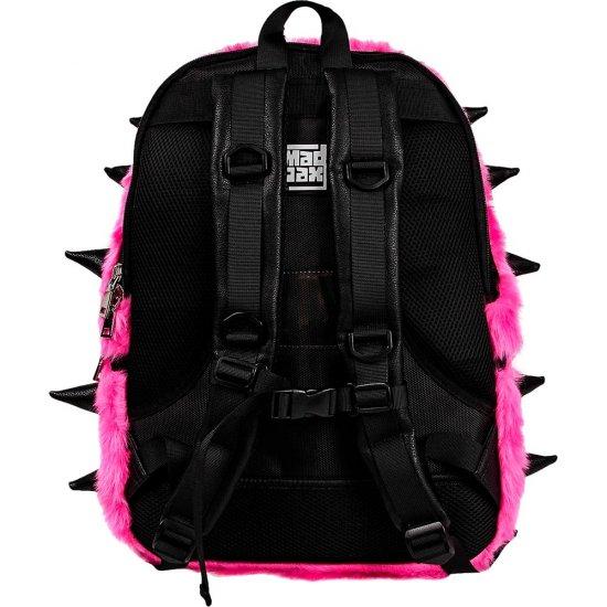 AmericanKids Backpack Rex Full Moppets Fur-Real Pink - Kid's school backpacks up 4 grade