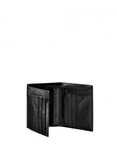 Success SLG Wal 6CC + W + 3C Black - Men's leather wallets