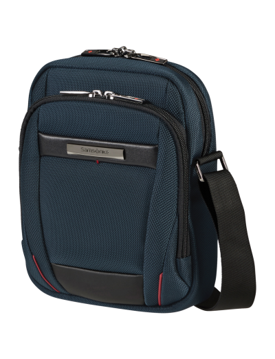 Cross-Over /9.7inch PRO-DLX 5 Oxford Blue - Shoulder and waist bags