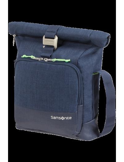 "Ziproll Crossbody Bag 10.6"" Night Blue - Shoulder and waist bags"