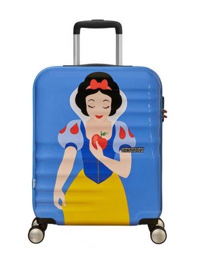 АТ 4-wheel 55cm Spinner suitcase Wavebreaker  Snow White  - Wavebreaker Disney