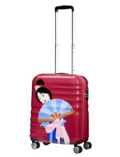 АТ 4-wheel 55cm Spinner suitcase Wavebreaker Mulan - Wavebreaker Disney