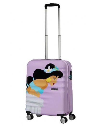 АТ 4-wheel 55cm Spinner suitcase Wavebreaker Jasmine - Wavebreaker Disney
