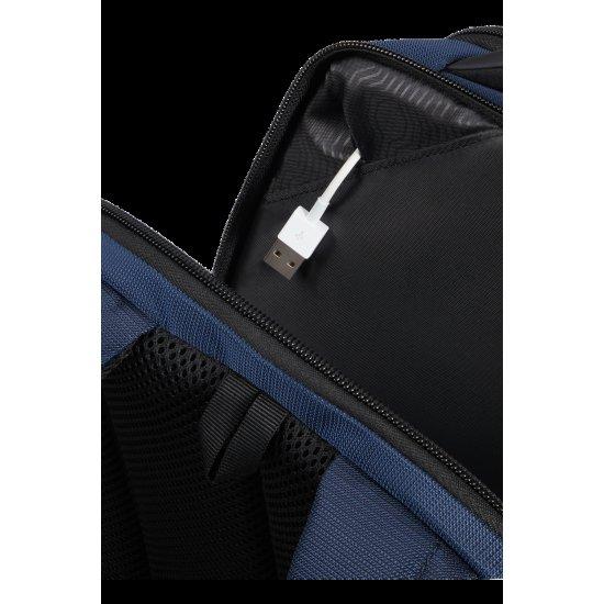 "Mysight Laptop Backpack 15.6"" Blue - Laptop backpacks"