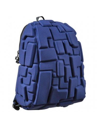 AmericanKids Backpack Blok Half Blue - Product Comparison