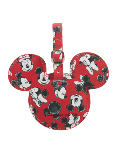 ID Tag Mickey/Minnie Red - Product Comparison