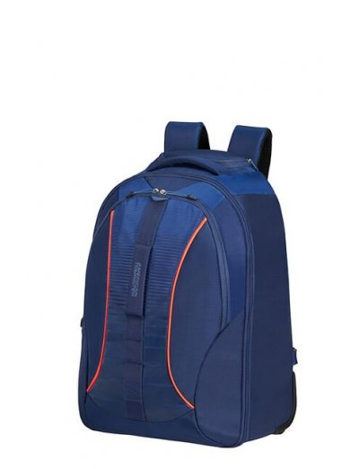 Fast Route Laptop Backpack with wheels /15.6inch Sporty Blue - Product Comparison