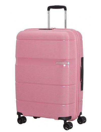 American Tourister Linex 4-wheel 66 cm  Watermelon Pink  - Linex