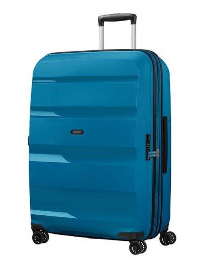 Bon Air Dlx 4-wheel 75 cm Spinner suitcase Exp. Seaport Blue - Bon Air Dlx