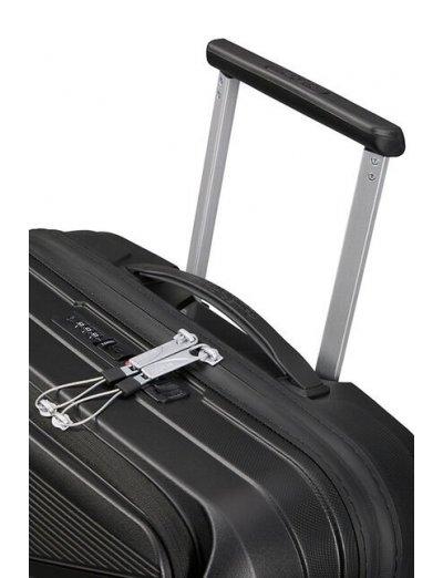 "Airconic  Spinner (4 wheels) 55cm (20cm) 15.6"" Onyx Black - AIRCONIC"