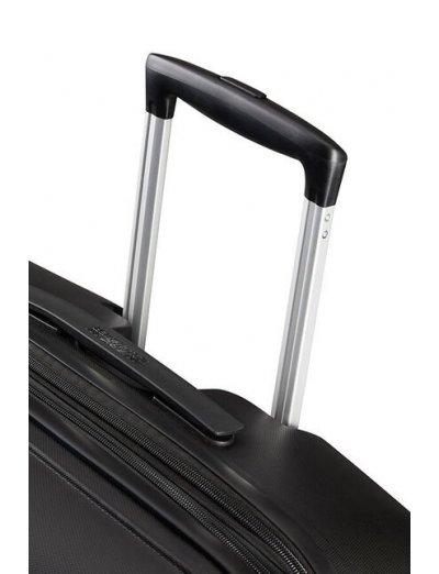 Bon Air Dlx 4-wheel 75 cm Spinner suitcase Exp. Black - Hardside suitcases