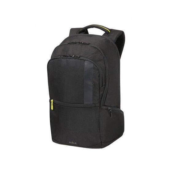 "АТ Work-E Backpack 15.6"" Black - Laptop backpacks"