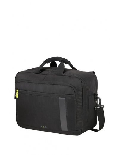 "АТ Work-E 3-Way Boarding Bag 15.6"" Black - Business laptop bags"