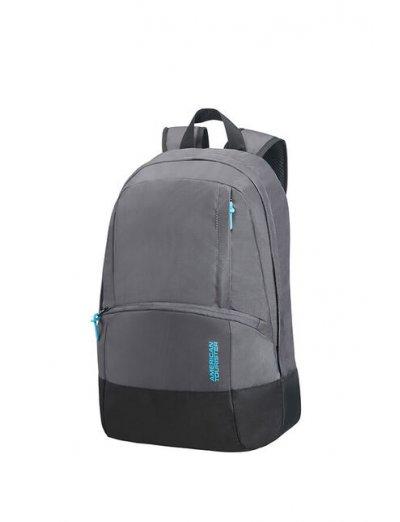 Grab'n'go Stone Grey - Kid's school backpacks up 4 grade