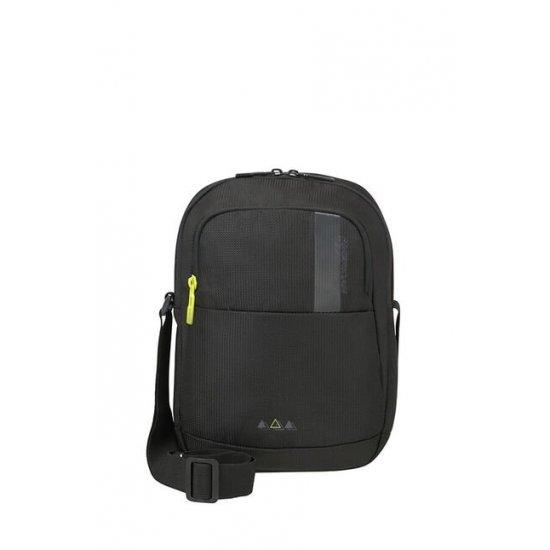 АТ Work-E Crossbody Bag Black - Shoulder and waist bags
