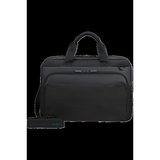 "Mysight Briefcase 15.6"" Black - Men's business bags"