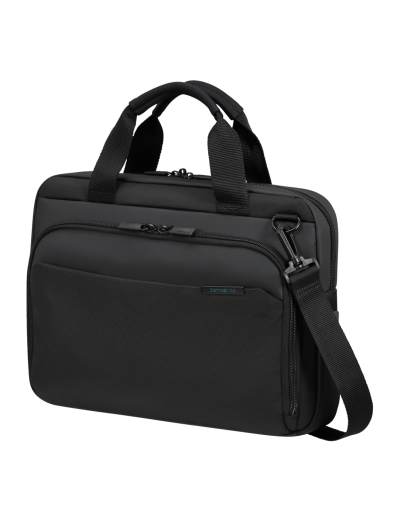 "Mysight Briefcase 14.1"" Black - Men's business bags"