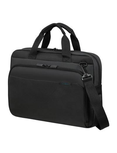 "Mysight Briefcase 15.6"" Black - Men's business bags"