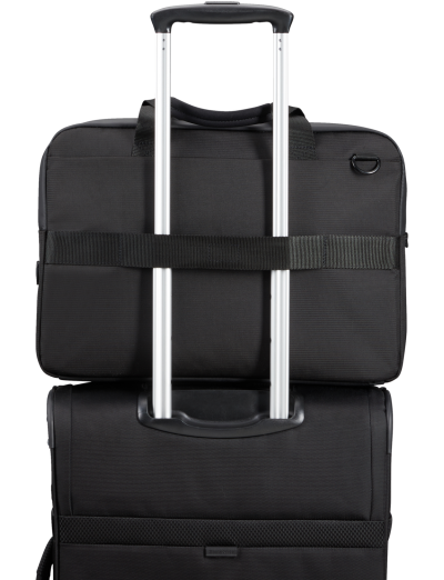 "Mysight Briefcase 15.6"" Black - Bags"