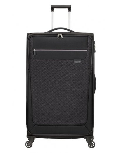Sunny South Spinner (4 wheels) 79cm Black - Large suitcases