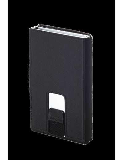 Alu Fit Wallet Black - Men's leather wallets