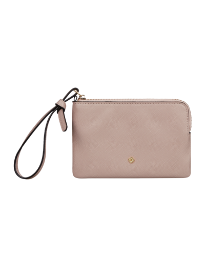 MY SAMSONITE SLG flat pouch made out of 100% PU Rose - Ladies' leather wallets
