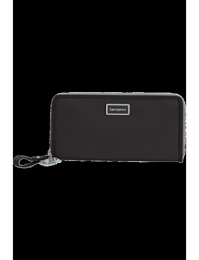 Karissa 2.0 Slg Wallet L Black - Karissa 2.0 Slg