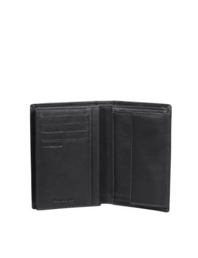 Attack 2 SLG  8CC+2W+2C+C Black - Leather wallets