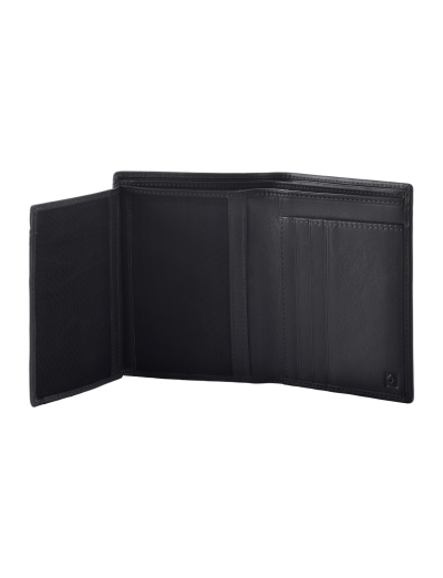 Attack 2 SLG W S 10CC+C Black - Leather wallets
