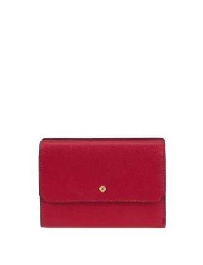 Seraphina 2.0 Slg Wallet М Tommato Red - Ladies' leather wallets