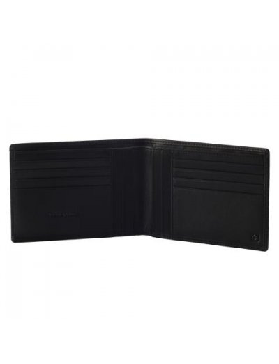 Success 2 SLG B 8CC+2C Black - Leather wallets