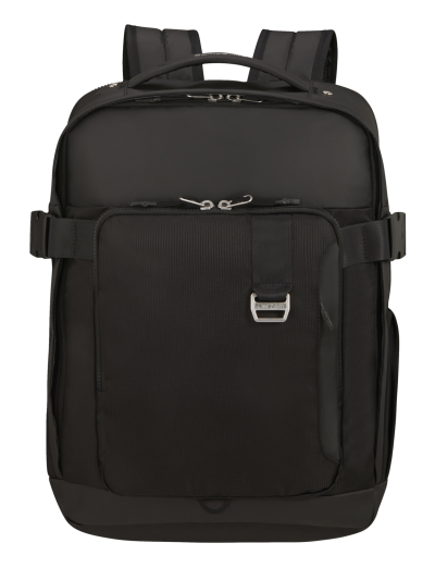 "Midtown Midtown Laptop Backpack 15.6"" Exp. Black - Product Comparison"