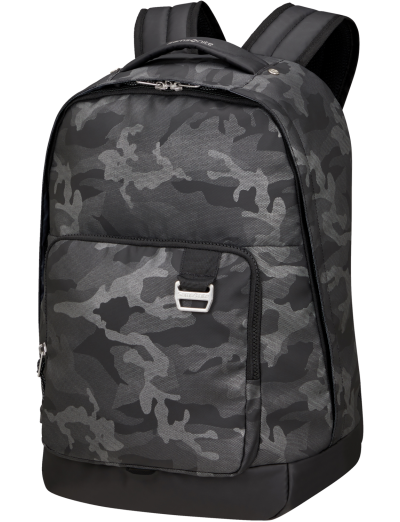"Midtown Midtown Laptop Backpack M 15.6"" Camo Grey - Product Comparison"