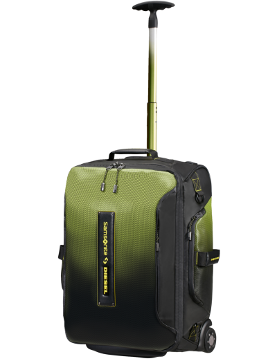 PARADIVER X DIESEL Duffle/Backpack with Wheels 55cm - PARADIVER X DIESEL
