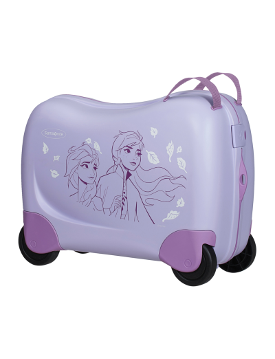 Dreamrider Spinner (4 wheels) Frozen II - Kids' suitcases