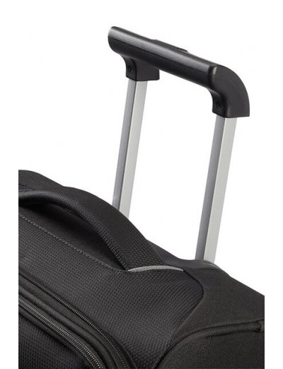 Sunny South Upright (2 wheels) 55cm Black - Softside suitcases