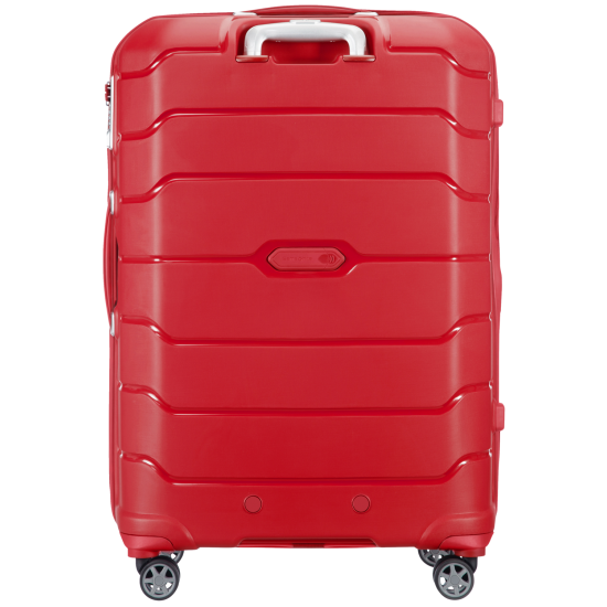 Flux Spinner Expandable 75 cm Red - Hardside collection
