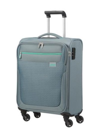 Sunny South Spinner (4 wheels) 55cm Grey - Softside collection