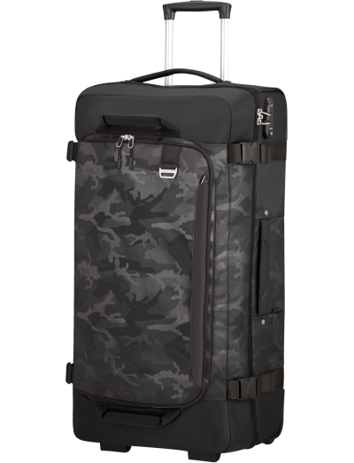 Midtown Duffle with Wheels 79cm Camo Grey - Product Comparison