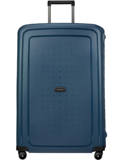 S'cure Eco Spinner (4 wheels) 81cm Navy Blue - Eco