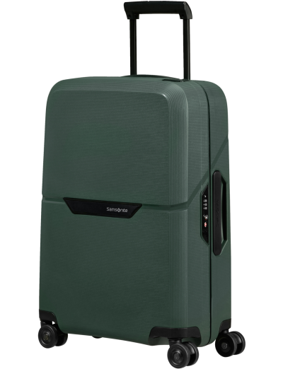 Magnum Eco Spinner (4 wheels) 55cm Forest Green - Eco