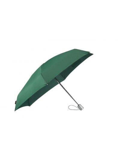 Четворно сгъваем син автоматичен чадър - Umbrellas