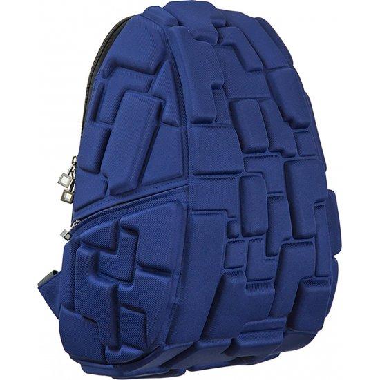 AmericanKids Backpack Blok Full Blue - School backpacks