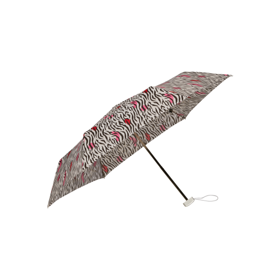 Alu Drop S TM  3 Sect. Manual Afro pop print - Ladies umbrella